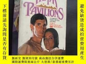 二手書博民逛書店The罕見Far Pavilions 英文原版厚本 1191頁Y