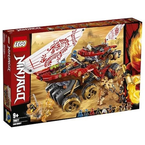 LEGO 樂高 70677 Land Bounty