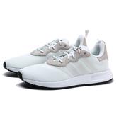 ADIDAS ORIGINALS X_PLR 平民版 全白 輕量 休閒鞋 女 (布魯克林) EF5507