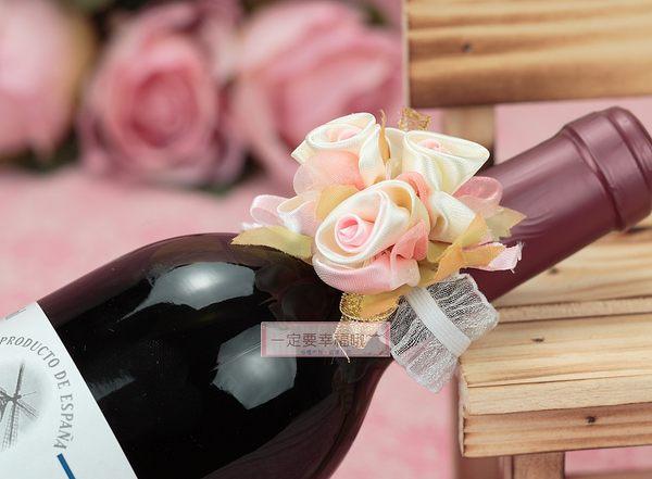 一定要幸福哦~~酒瓶花、伴娘花、手腕花