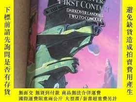 二手書博民逛書店Darkover:罕見First Contact (Darkov
