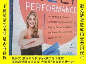 二手書博民逛書店*MELT罕見Performance: A Step by-St