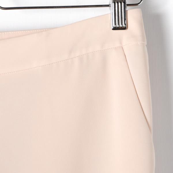 【MASTINA】簡約鈕扣西裝褲-卡 精選單一價