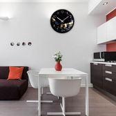個性鐘錶時尚掛鐘客廳臥室創意現代靜音大號石英掛錶壁鐘igo