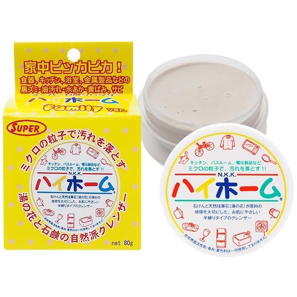 日本Hihome湯之花 萬用清潔膏(80g)【小三美日】