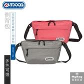 OUTDOOR 側背包 簡約造型 斜背包 小包 OD291132 得意時袋