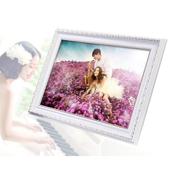 歐式掛墻相框16寸18 20 24 30寸婚紗照A4A3擺台營業執照畫框  jy【快速出貨八折免運】