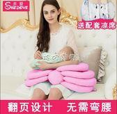 喂奶枕 超軟帶被子靠枕抱枕 寶寶圍擋哺乳枕 喂奶枕 珍妮寶貝