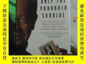 二手書博民逛書店Only罕見the Paranoid Survive: How