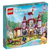 LEGO樂高 43196 Belle and the Beast's Castle 玩具反斗城