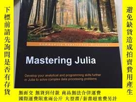 二手書博民逛書店Mastering罕見JuliaY170102 Malcolm