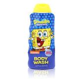 夏「降」-【美國熱銷卡通 Sponge Bob】保濕沐浴乳355ml原價$259↘特價$49.效期2019.11.14