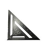 7吋公制鋁合金三角尺