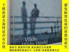 二手書博民逛書店Wide,wide罕見world in Literature (