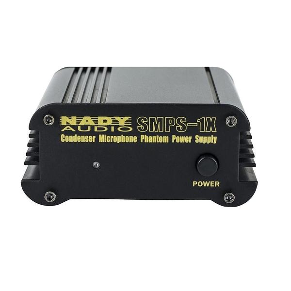 [2美國直購] Nady SMPS-1X 1-Channel 48V Phantom Power Supply for Condenser Microphones