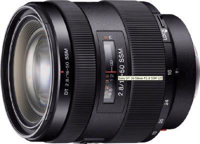 SONY DT 16-50mm 數位單眼相機鏡頭 SAL1650