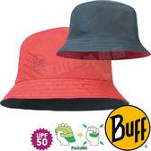 BUFF 117204.425 Bucket Hat可捲收雙面防水漁夫帽 UPF50抗UV登山小圓帽 東山戶外用品