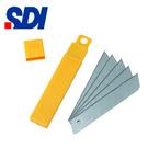 SDI 手牌  1404 日本高碳鋼 高利度大美工刀片 10片 / 盒