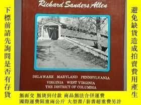 二手書博民逛書店Covered罕見Bridges Of The Middle Atlantic StatesY267761 R