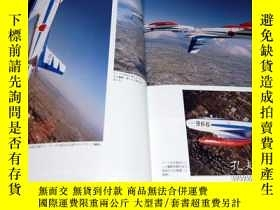 二手書博民逛書店50-year罕見trajectory of Blue Impulse book from japan japan