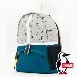【CHUMS】 CH60-2071 MM 風格後背包- G001淺灰 登山 健行 旅遊