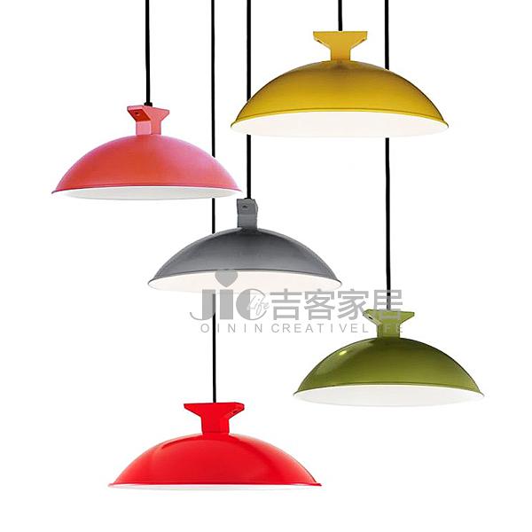 [吉客家居] 吊燈 JW048-48ABCDE 金屬烤漆造型時尚後現代工業餐廳民宿咖啡館居家