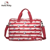 Hello Kitty - 摺疊旅行袋-紅 FPKT0B001RD