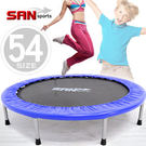 54吋彈跳床│【SAN SPORTS】跳跳床彈簧床.彈跳樂彈跳器.平衡感兒童遊戲床.運動健身器材