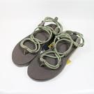(C5)TEVA 女 Voya Infinity 羅馬寬織帶涼鞋/雨鞋/水鞋 TV1116690DOL 深橄欖[陽光樂活]