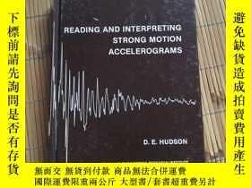 二手書博民逛書店READING罕見AND INTERPRETING STRONG