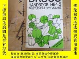 二手書博民逛書店Drugs罕見Handbook 1984-85Y252403 P