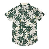 Deus Ex Machina Ralph Bamboo Floral 短袖襯衫-印花(男)