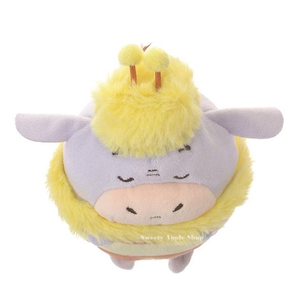 日本 Disney Store 迪士尼商店 限定  小熊維尼家族  屹耳 蜜蜂版 ufufy 玩偶娃娃 (S)