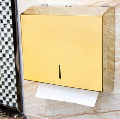 不銹鋼 紙巾盒 廁紙盒 抽紙盒 衛生間 酒店 擦手紙盒架箱 壁掛式