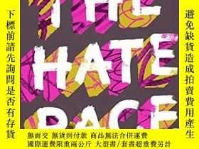 二手書博民逛書店The罕見Hate RaceY256260 Maxine Beneba Clarke Corsair 出版2