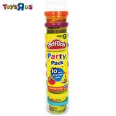 玩具反斗城 培樂多 10罐派對組