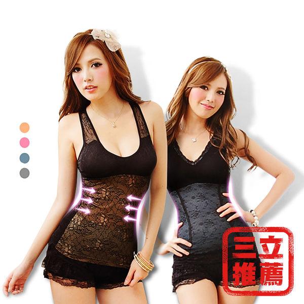 【LAQUEEN】完美輕雕280丹無痕塑衣4件組-電電購