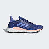 Adidas Solar Glide W [AQ0334] 女鞋 運動 慢跑 休閒 緩震 舒適 健身 輕量 愛迪達 藍