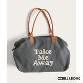 BILLABONG BALI BLISS WEEKENDER 手提包-黑 【GO WILD】
