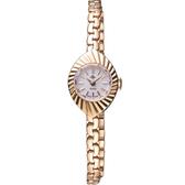 玫瑰錶 Rosemont 骨董風玫瑰系列X杏仁果狀時尚鍊錶 TRS47-05-MT