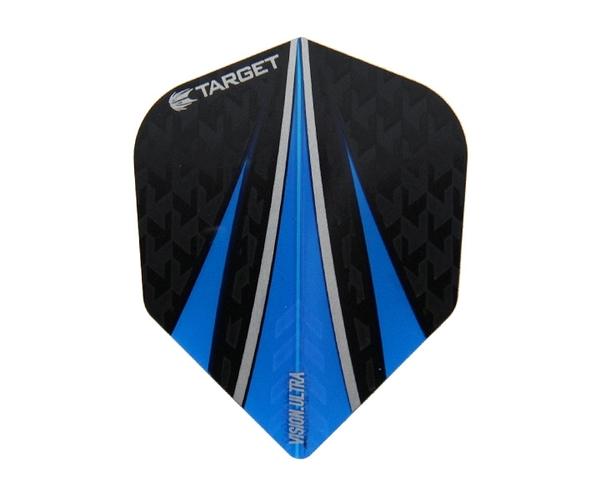 【TARGET】VISION ULTRA SHAPE Black x Blue 331130 鏢翼 DARTS