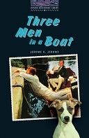 二手書博民逛書店 《Three Men in a Boat : [Novel]》 R2Y ISBN:019423049X│Oxford University Press