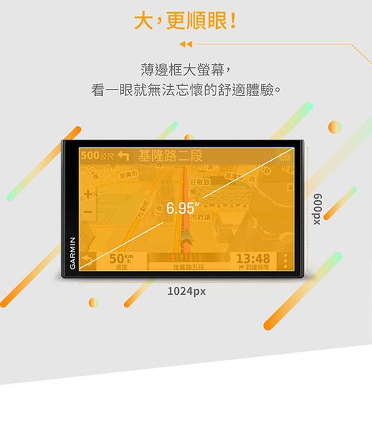 【旭益汽車百貨】GARMIN DRIVE SMART 65 7吋聲控衛星導航