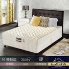 【LAKA】 防螨抗菌 三線冬夏二用彈簧床墊(Free night系列)單人3.5尺