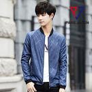 【CB098】韓男上衣 飛行外套 風衣外套  西裝背心 太空棉上衣 短袖襯衫 小背心 男polo衫