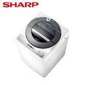 -贈全家商品卡500元-SHARP 夏普 13kg直立式無孔槽變頻洗衣機 ES-ASF13T *含基本安裝+舊機回收*