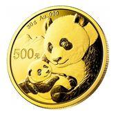 【預購優惠】2019熊貓30克金簡裝-刷卡價$40999 匯款再折$500