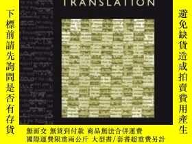 二手書博民逛書店Thinking罕見Through Translation-翻譯思維Y436638 Jeffrey M. Gr
