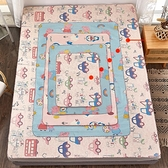 嬰兒冰絲涼席隔尿墊大床防水可洗夏天透氣雙面兒童大號床單隔夜墊 璐璐生活館