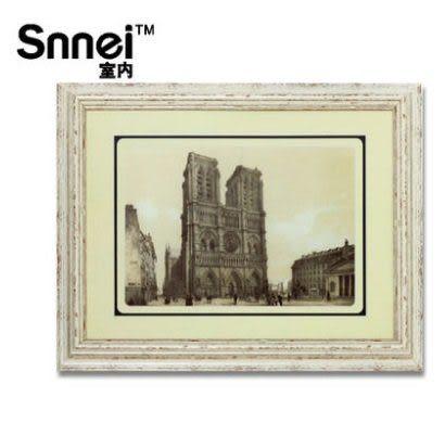 法國古典建築裝飾畫